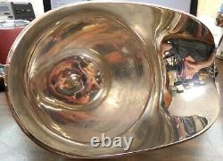 AMERICAN STERLING SILVER WATER PITCHER TIFFANY & CO. 18181, 35 ozs, 4 PINTS XF