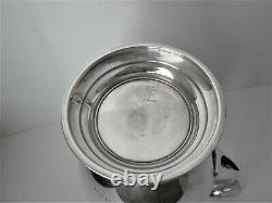 Antique Gorham Sterling Silver French Water Pitcher-Trophy, Engraving 645 g