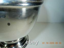Antique Gorham sterling Silver Water pitcher 4.25 pints #621 No monogram 800 gr
