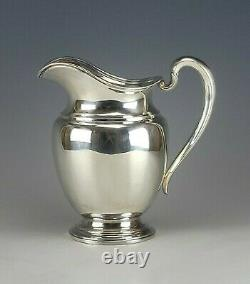 Antique Sterling Silver Tiffany & Co Water Pitcher