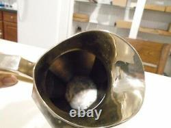 Antique Sterling Silver Water Pitcher No Monogram Baltimore Silversmiths 649 gms