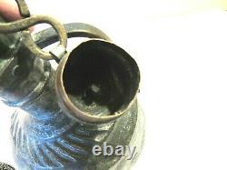 Antique Tinned Copper Islamic Yemen Coffee Pot- Water Jug-Milk Pitcher