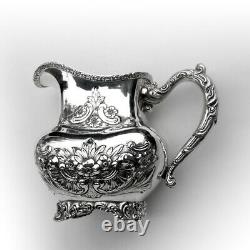 Botticelli Water Pitcher Frank Whiting Sterling Silver 1948