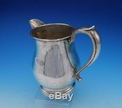 Calvert by Kirk Sterling Silver Water Pitcher 20.9 ozt. 9 Tall #205 (#3559)