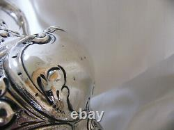 DOMINICK & HAFF STERLING Silver WATER PITCHER 5 pint SHREVE & Co. 1906