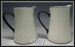 Decanters Jugs Water pitcher Johnnie Walker 2 box set with pottery box f/s
