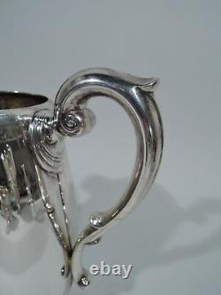 Dominick & Haff Water Pitcher 1302/108 Antique American Sterling Silver