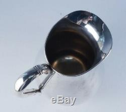 Fine Vintage International Royal Danish Sterling Silver Water Pitcher No Mono
