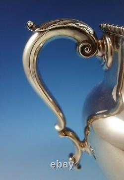 Gadroon by Howard Sterling Silver Water Pitcher Large Capacity #1889 (#2389)