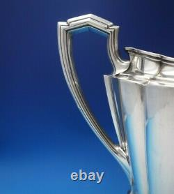 Georgian Colonial by Wallace Sterling Silver Water Pitcher #3350 (#5117)
