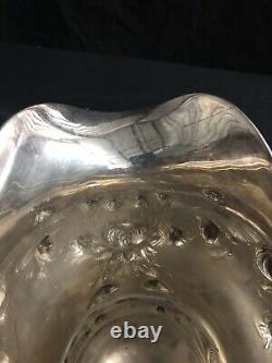 Gorham Art Nouveau Sterling Water Pitcher Exceptional 40 Troy oz
