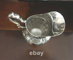 Gorham CHANTILLY Sterling Silver Water Pitcher 850g