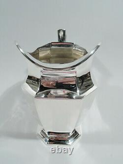 Gorham / Durgin Fairfax Water Pitcher 40 Antique American Sterling Silver