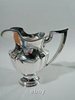 Gorham Plymouth Water Pitcher A2788 American Sterling Silver 1903