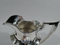 Gorham Plymouth Water Pitcher A2788 Art Deco American Sterling Silver