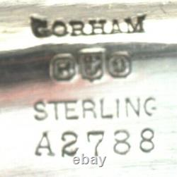 Gorham Sterling PLYMOUTH Water Pitcher