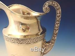 Gorham Sterling Silver Grecian Monumental Water Pitcher 15 C1915 (#0010)