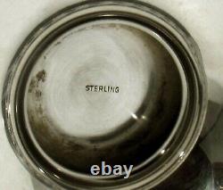 Gorham Sterling Water Pitcher c1940 GEORGIAN