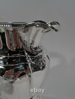 Gorham Water Pitcher 531/1 Antique Modern American Sterling Silver