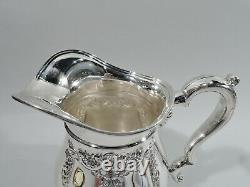 International Prelude Water Pitcher E95C American Sterling Silver