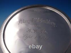 Lap Over Edge Hammered by Tiffany Aesthetic Sterling Silver Water Pitcher #5320