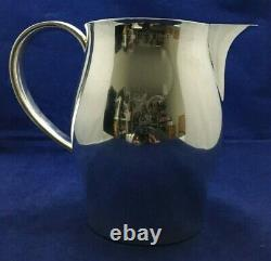 Paul Revere Reproduction by Watson 7 Sterling Silver Water Pitcher 22.7 troy oz