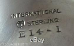 Sedan by International Sterling Silver Water Pitcher #E14-1 (#1045)