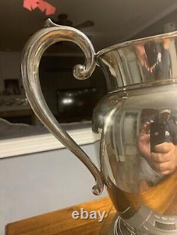 Sterling Silver Water Pitcher (26.5oz)