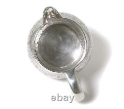 Sterling silver water pitcher (jug). USA, New York, workshop Tiffany & Co