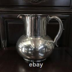 Tiffany & Co Sterling Silver Water Pitcher