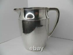 Tiffany Sterling Silver Water Pitcher No Monograms 20211