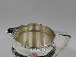 Tiffany Water Pitcher 20211 Modern American Sterling Silver C 1923