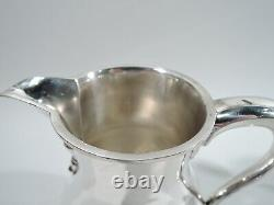 Tiffany Water Pitcher 3740 Antique Colonial American Sterling Silver
