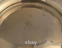 Vintage Fisher STERLING Silver Water Pitcher 575 Grams 9-1/2 #2026