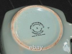 Vintage Gilbey's Scotch Whisky Spey Royal- Dry Gin Water Pitcher Pub Jug, Rare