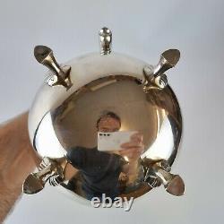 Vintage International Silver Company King George Silver Plated Water Jug 23cm