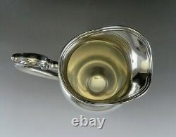 Vintage International Sterling Silver Water Pitcher 4 1/2 Pints NO MONO