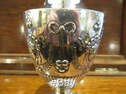 William iv Solid Silver Water jug 1833