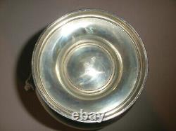 9.5 Cru Poole #1027 Sterling Silver Georgian Water Pitcher