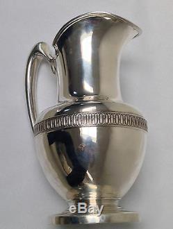Antique & Co Tiffany. Argent Sterling Pichet -m Mark 723 Grammes Gourgeous