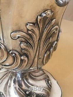 Buccellati Grande Cruche D'eau Imperiale. 0925 Millésime Argent Sterling Ex Cond