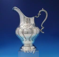 Chantilly By Gorham Sterling Silver Pitcher Hand Chased #1031/2 (#5114)