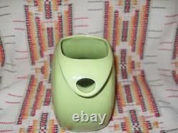Chartreuse Fiesta Disc Eau Jug / Pitcher -fiestaware Hc6 Des Années 1950