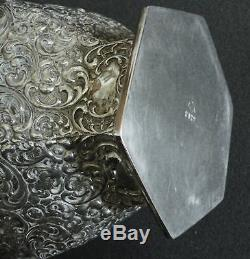 Cruche D'eau Barbour Silver Company Vers 1892