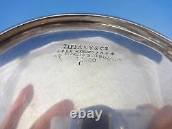 Cupidon Olympien Par Tiffany & Co. En Argent Sterling Pitcher Eau Figural # 0009