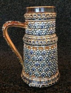 Doulton Lambeth Pichet D'eau Jug 1877