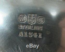 Fabulous Vintage Gorham Sterling Silver Pitcher Eau # A1541