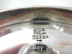 Gorham En Argent Sterling Grecian Pichet D'eau Monumental 15 C1915 (# 0010)