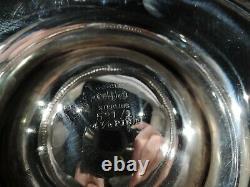 Gorham Pitcher Eau 531/1 Antique Modern American Sterling Silver