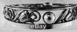 Handsome International Silver La Paglia Sterling Pichet, No Monogram